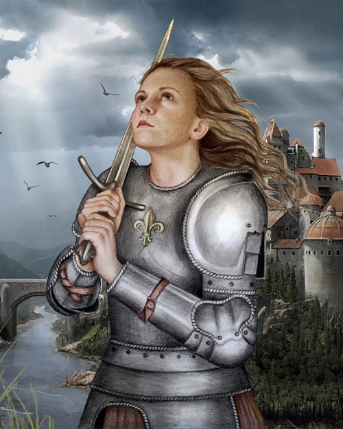 an introduction to the life of joan of arc Personal recollections of joan of arc,  introduction the novel begins  the translator's preface offers a condensed overview of joan of arc's life,.