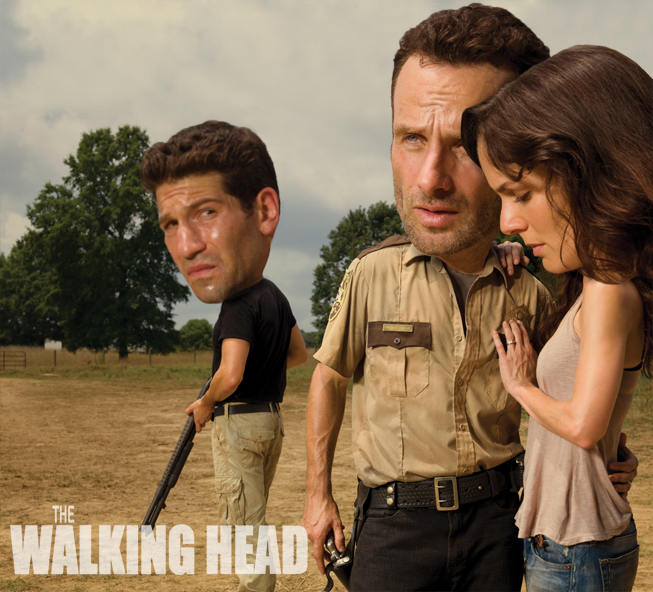 The Walking Dead - Big Head Mode