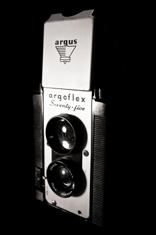 Fine art / High contrast Argoflex camera