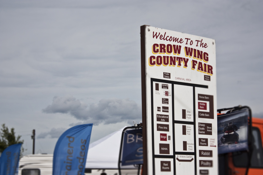 Crow Wing County Fair - 2013
