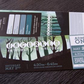 Design by Life Lurking YMCA Event Tickets