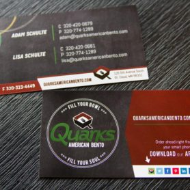Design by Life Lurking Business Cards