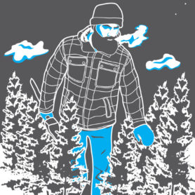 Poster Design by Life Lurking Paul Bunyan