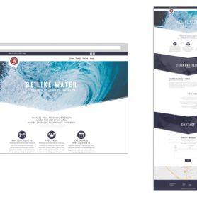Tsunami Flow Jui Jitsu Website