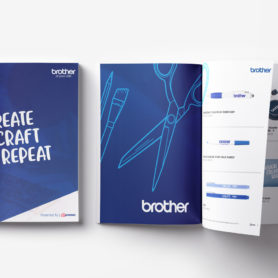 Brother Promotional Catalog Designed At ePromos