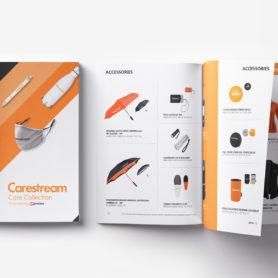 Carestream Promotional Catalog Designed At ePromos